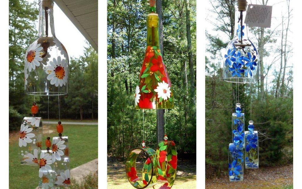 Creative Glass Bottles Reuse