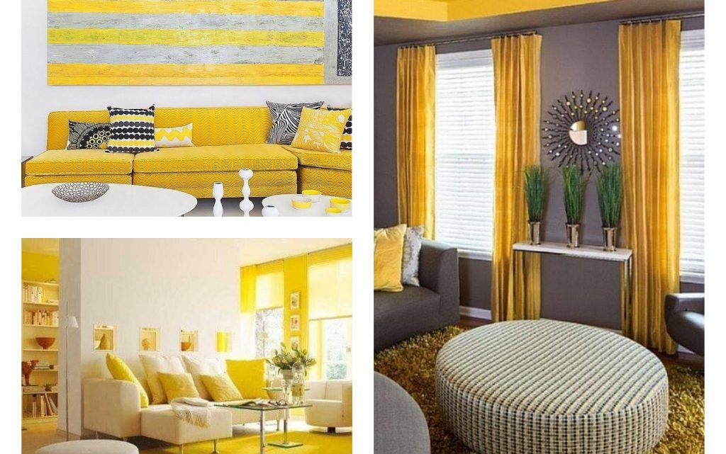 Yellow for a Brighter Home!