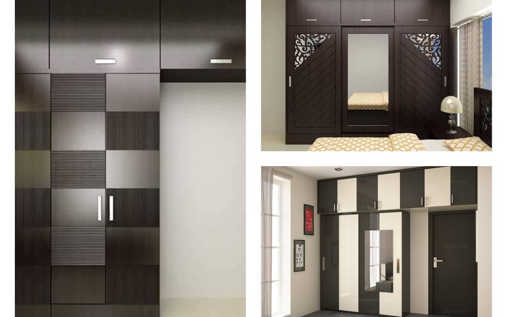 Inspiring and Contemporary Bedroom Cabinets