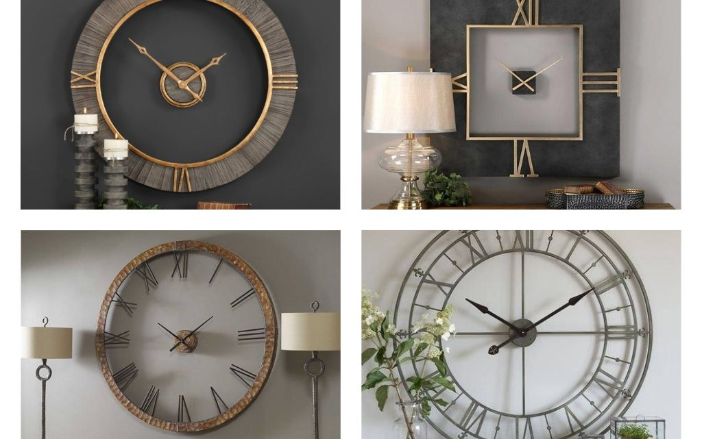Amazing Clocks to Beautify The House Walls
