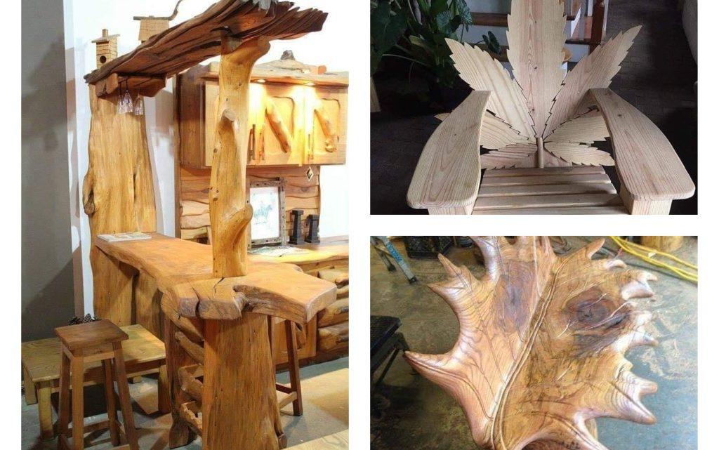 Creativity and Wood Reuse Ideas