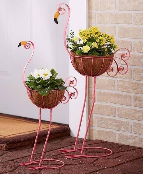 flower pot holders