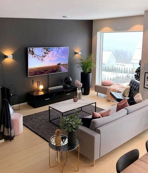 wall units for TV