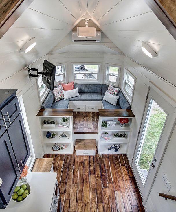 dreamy tiny house