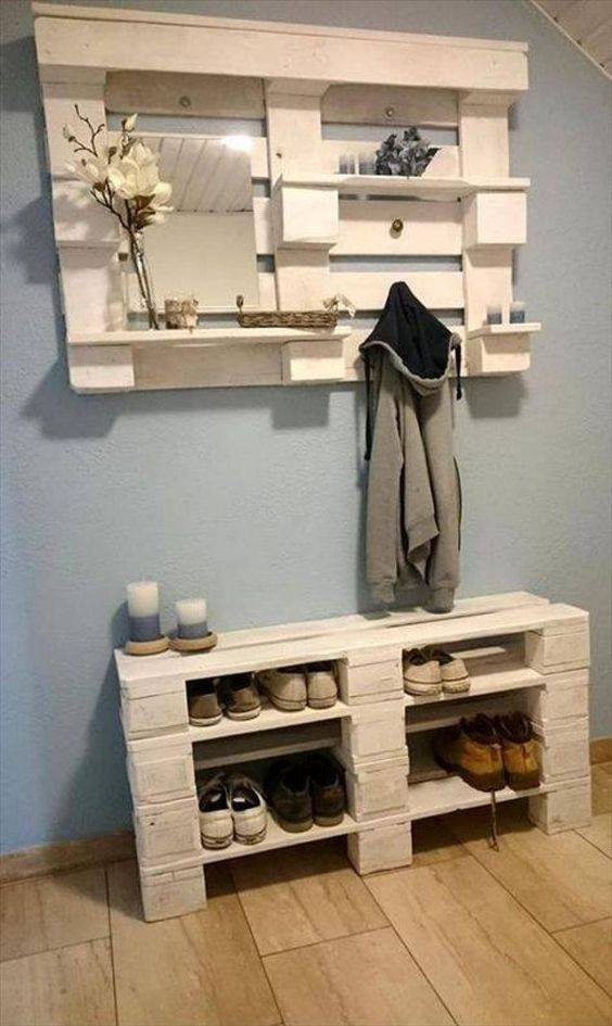 pallet for interiors
