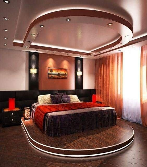 The Use of Gypsum Board in Bedroom