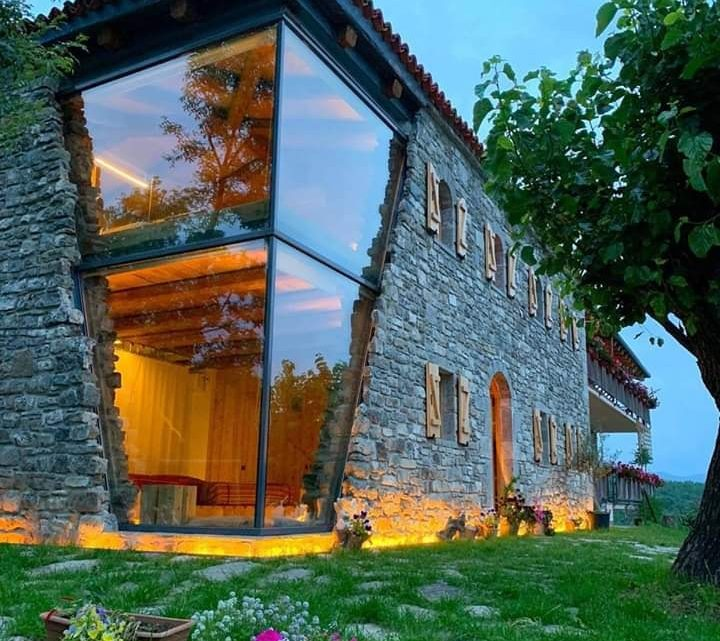An Amazing House Placed in Lezhë, Albania