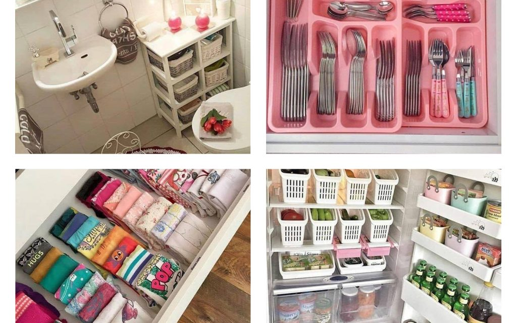 Nice Organization and Storage Ideas