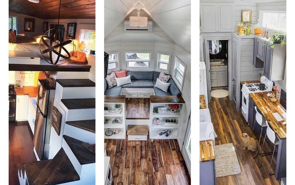 Dreamy Tiny House Interior