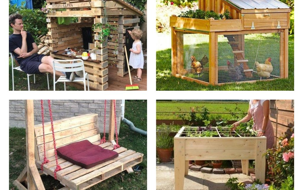 Reuse the Pallets in Smart Way