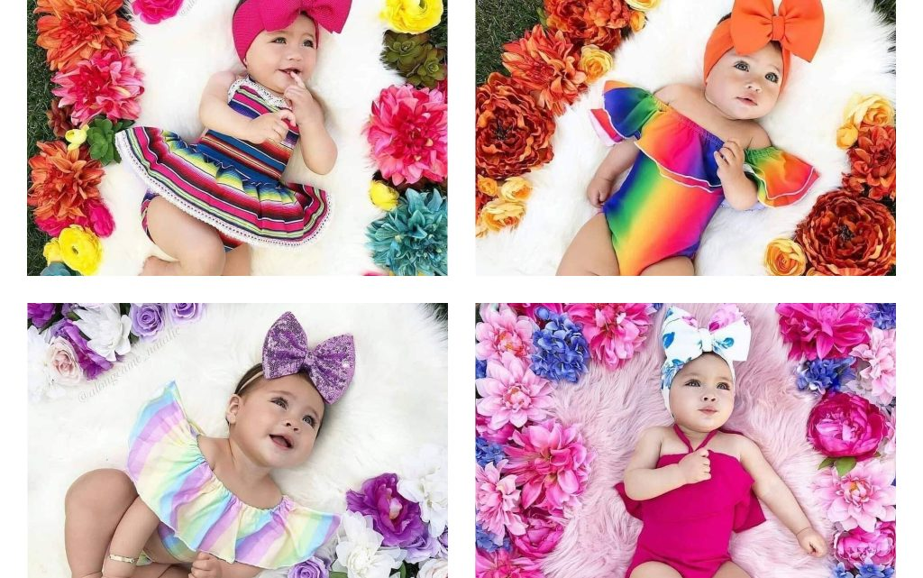 Summer Style for Cute Baby Girls