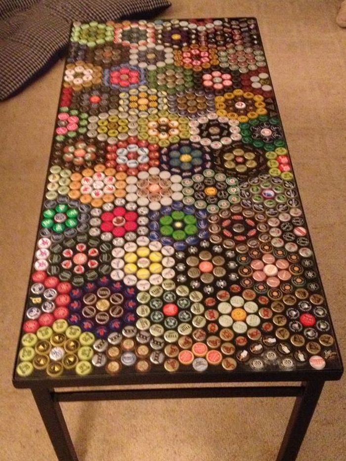 table caps