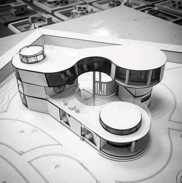 Stunning Architecture Models of Beautiful Houses