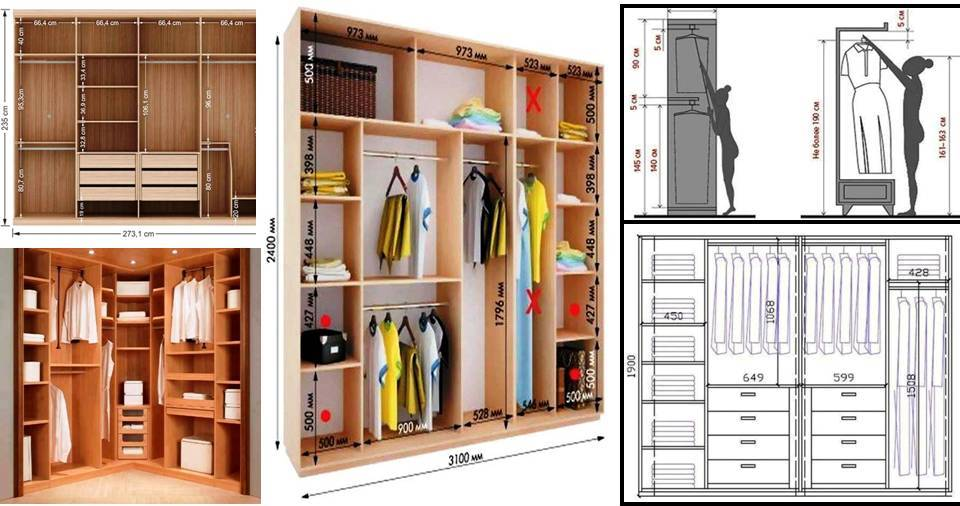 Basics of Building Modular Wardrobes at Home
