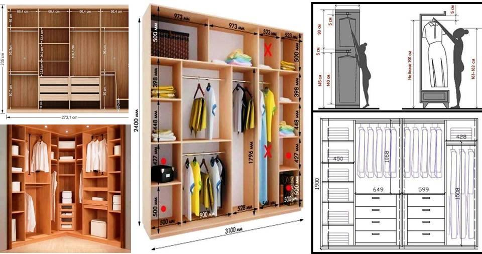 Basics of Building Modular Wardrobes at Home