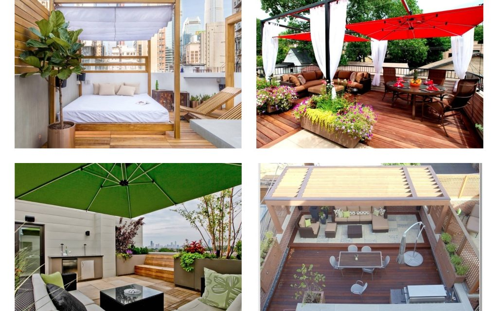 Rooftop Deck Design Ideas