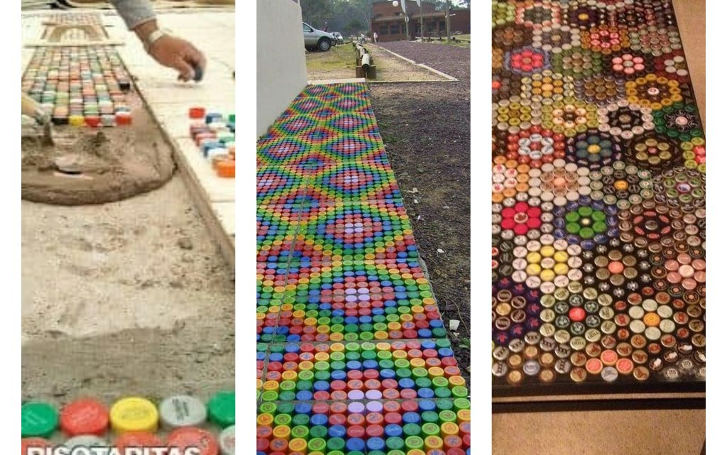 Incredible DIY Bottle Caps Crafts