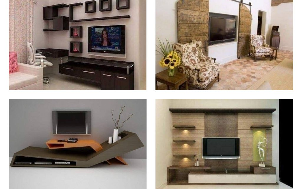 Amazing TV Units Designs Ideas