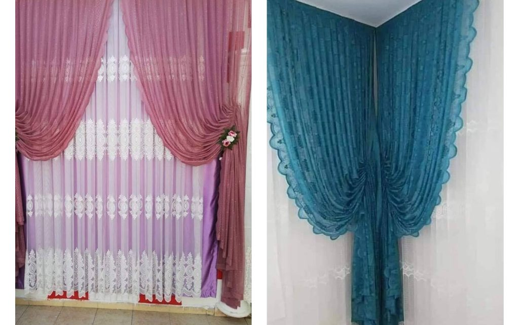 Give Other Dimension to Home with These Curtains
