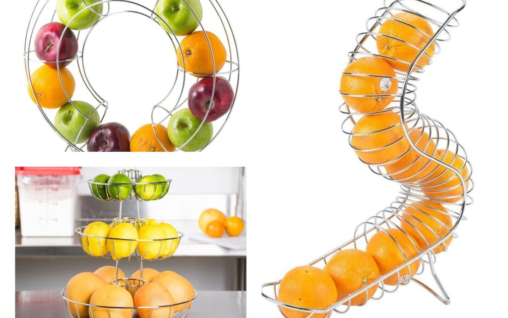 Creative Fruit Basket Ideas