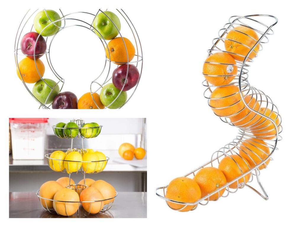 Creative Fruit Basket Ideas