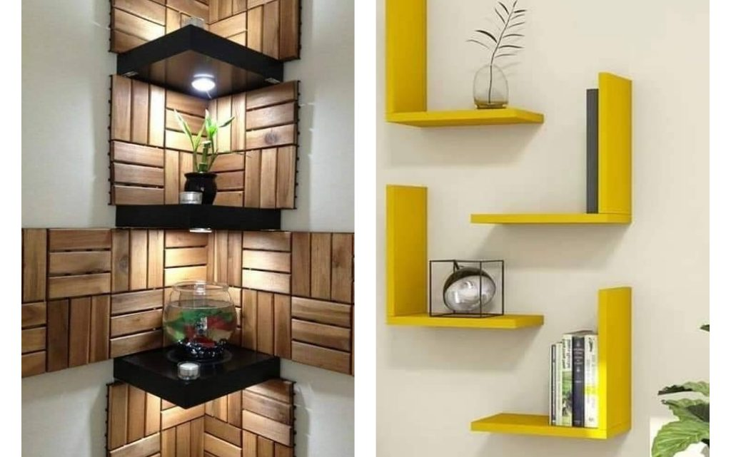 Open Shelves Are Modern And Great