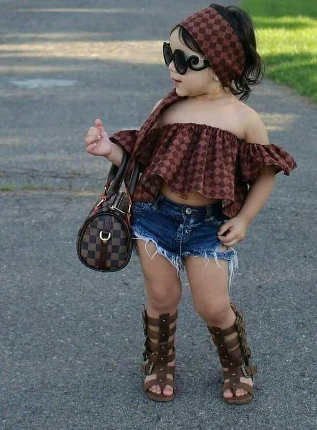 fashion baby girls