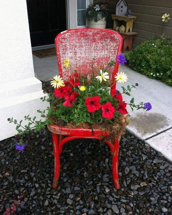furniture planter