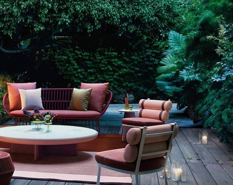 Nice Outdoor Relaxing Areas