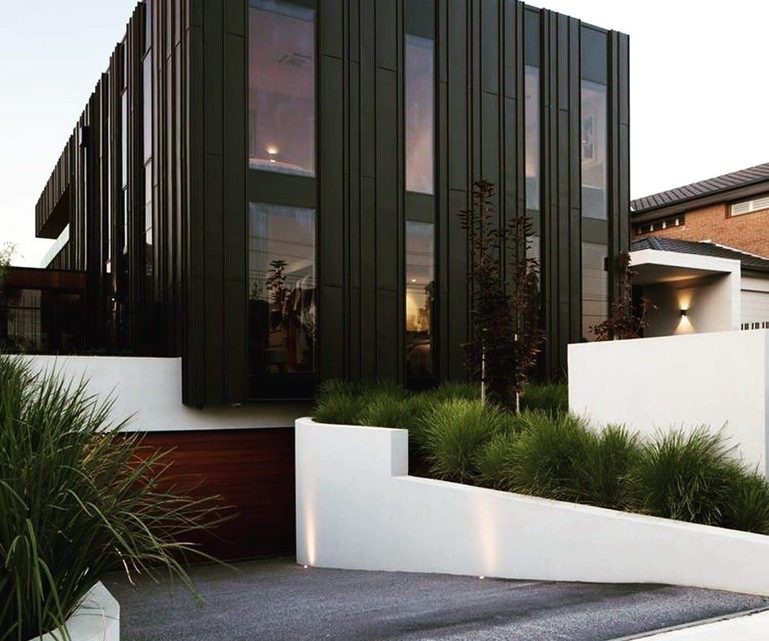 Take a Glance in Breathtaking Black Houses
