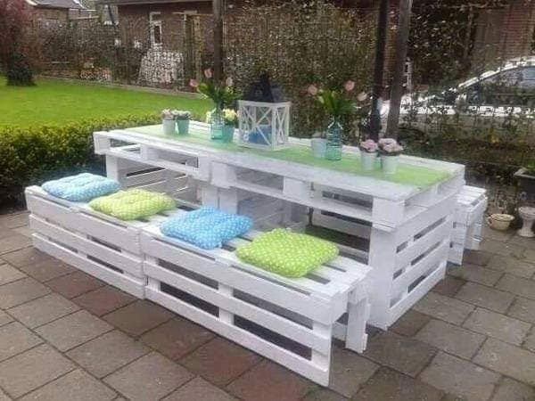 Play With Pallets – Make Nice Pallets Furniture