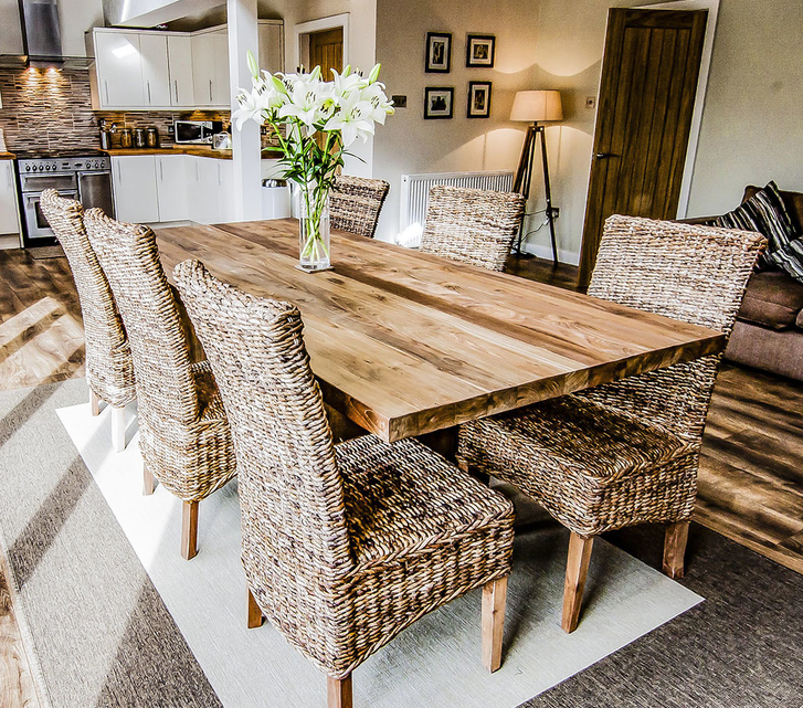 Wooden Rustic Tables are the New Trend