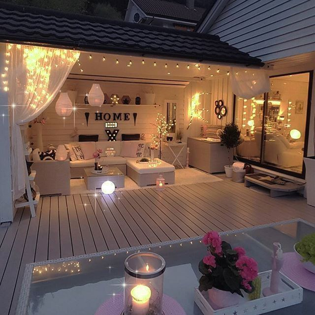 Your Outside Entertaining Space Can Look Like this