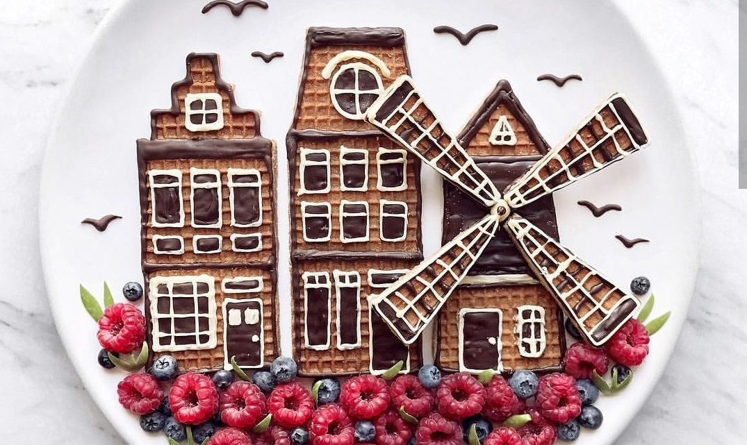 This Food Art Will Leave You Without Words