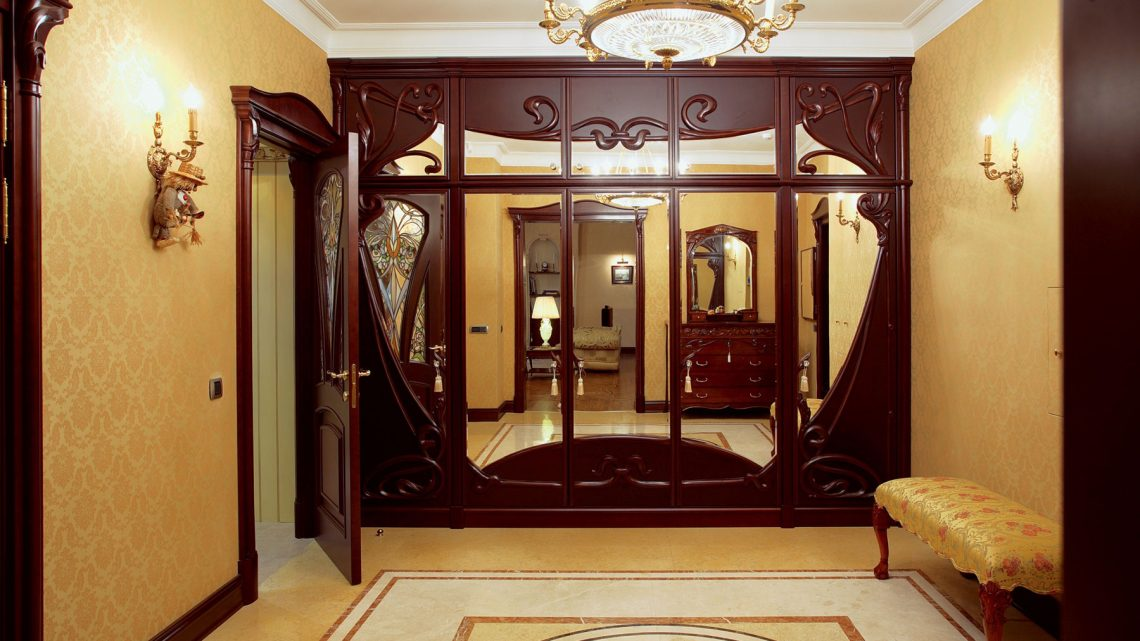 Wardrobes in Combination With Mirrors