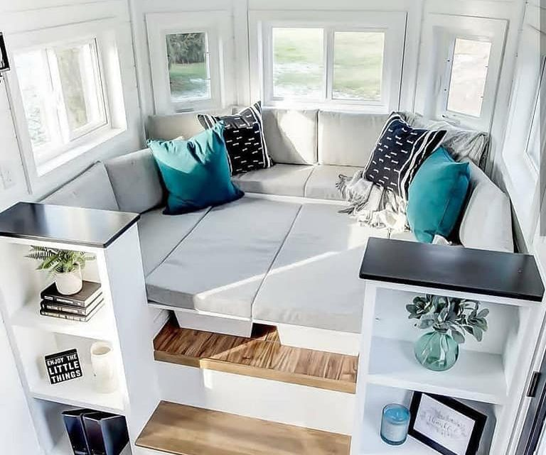 Great Saving Space in Interiors