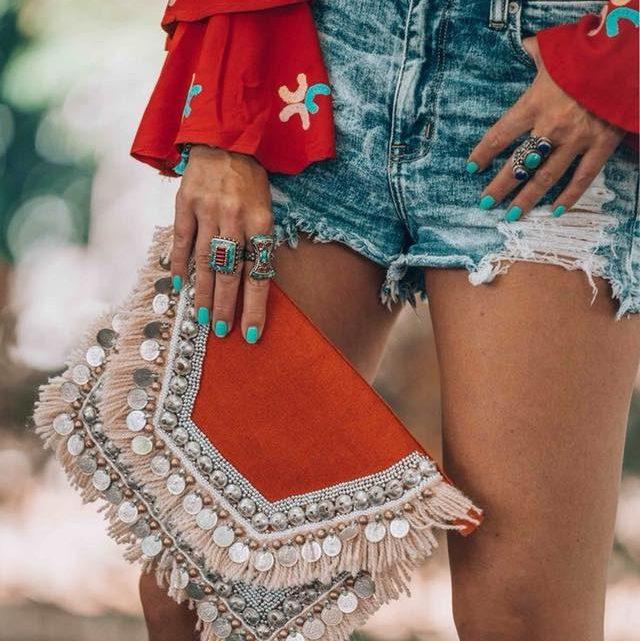 Boho Style Bags for Modern Women, Check!