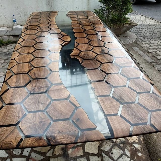 Exquisite Epoxy Table – Wood Working