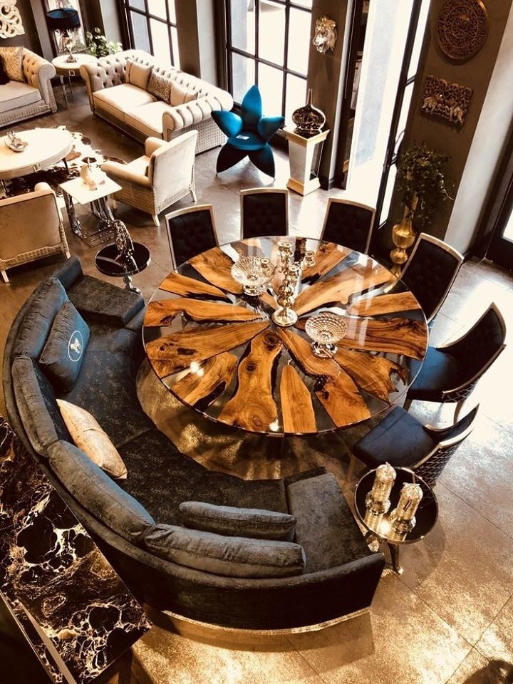 epoxy table