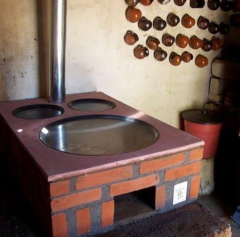 firewood kitchen