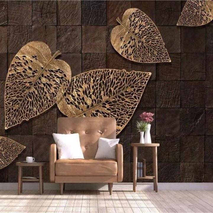 3D walls stickers