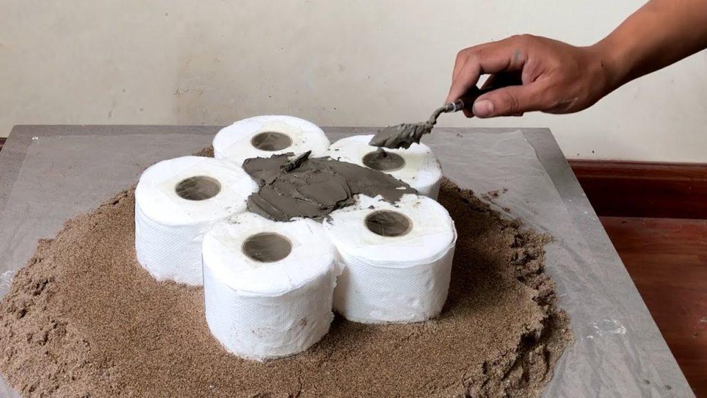 cement pots