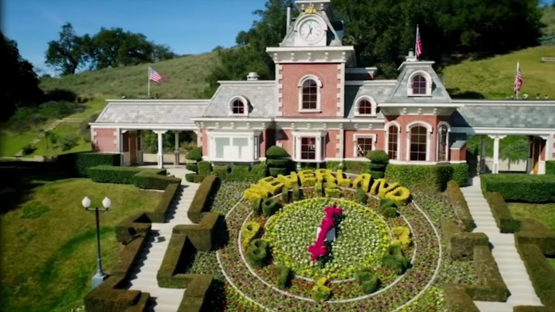 How Much Costs Michael Jackson's 'Neverland'