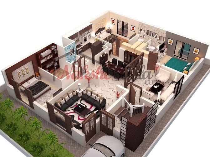Bring Your Floorplan to Life