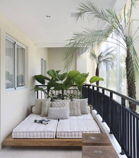 Make the Terrace Modern With These Ideas