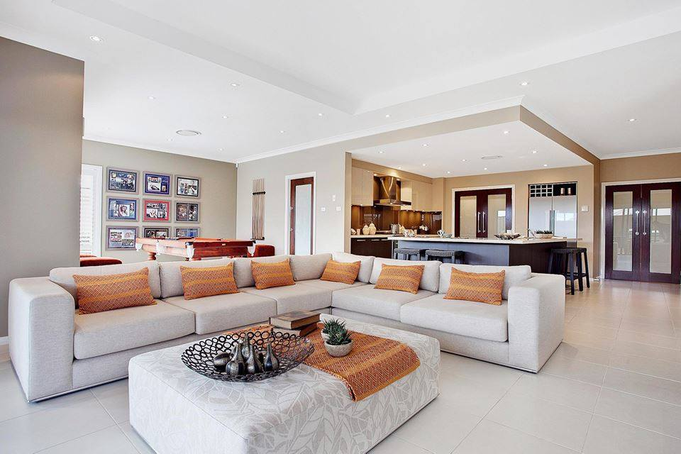 Take a Look In Modern Interior Concept