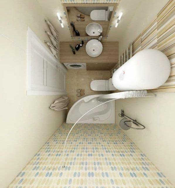 Space Saving Bath Tips