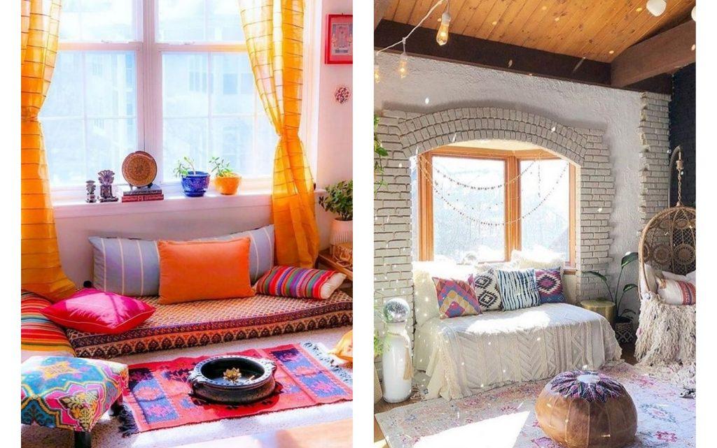Bohemian Home Style Ideas