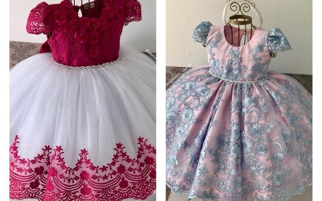 Nice Dresses for Little Princesses
