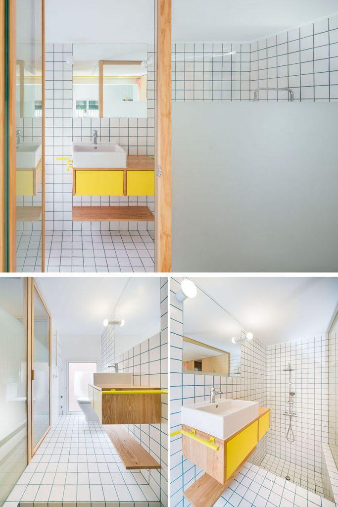 bathroom space saving tips